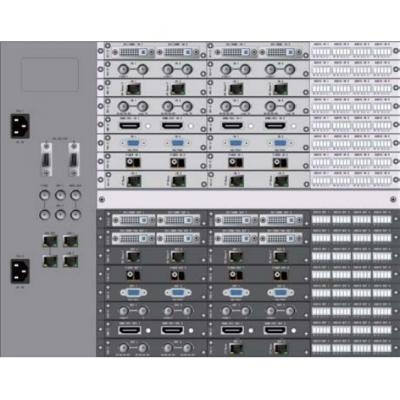 捷成 X-PLUS 系列32x32高清无缝混合矩阵